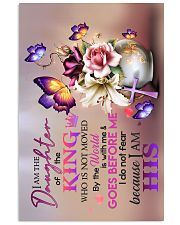 God - Daughter Of The King - Poster  16x24 Poster front