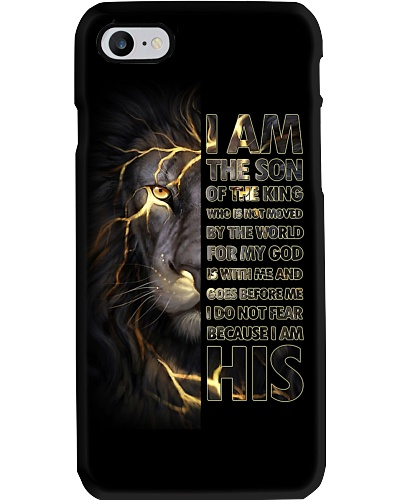 PHONE CASE - GOD - LION