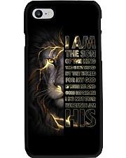 PHONE CASE - GOD - LION Phone Case i-phone-8-case
