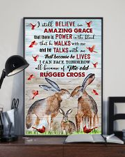 POSTER - GOD - RABBIT 16x24 Poster lifestyle-poster-2
