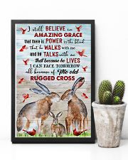 POSTER - GOD - RABBIT 16x24 Poster lifestyle-poster-8
