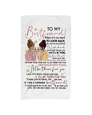 TO MY BEST FRIEND Hand Towel thumbnail