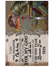 God - Daughter Of The King - Poster1 16x24 Poster front