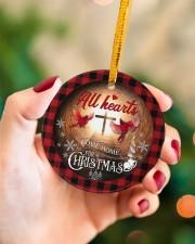 God - Cross Circle ornament - single (porcelain) aos-circle-ornament-single-porcelain-lifestyles-09
