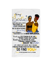 TO MY BESTIE Hand Towel thumbnail