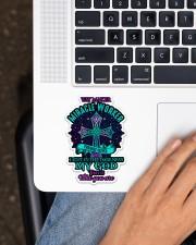 God - Sticker  Sticker - Single (Vertical) aos-sticker-single-vertical-lifestyle-front-11