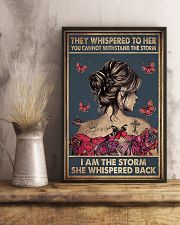 God - They Whispered To Her - Poster 16x24 Poster lifestyle-poster-3