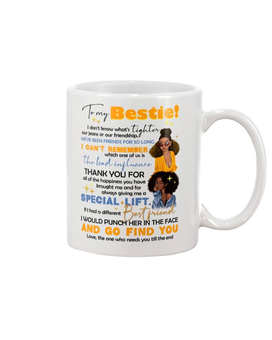 TO MY BESTIE - BLACK GIRLS - THANK YOU Mug