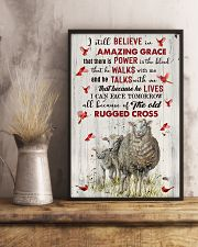 POSTER - GOD - LAMB 16x24 Poster lifestyle-poster-3