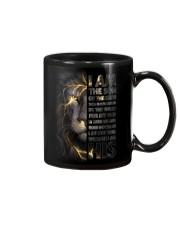 MUG - GOD - LION Mug front