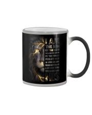 MUG - GOD - LION Color Changing Mug thumbnail