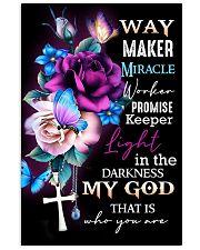 God - Way Maker - Poster 16x24 Poster front