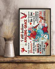 POSTER - GOD - CARDINAL 16x24 Poster lifestyle-poster-3