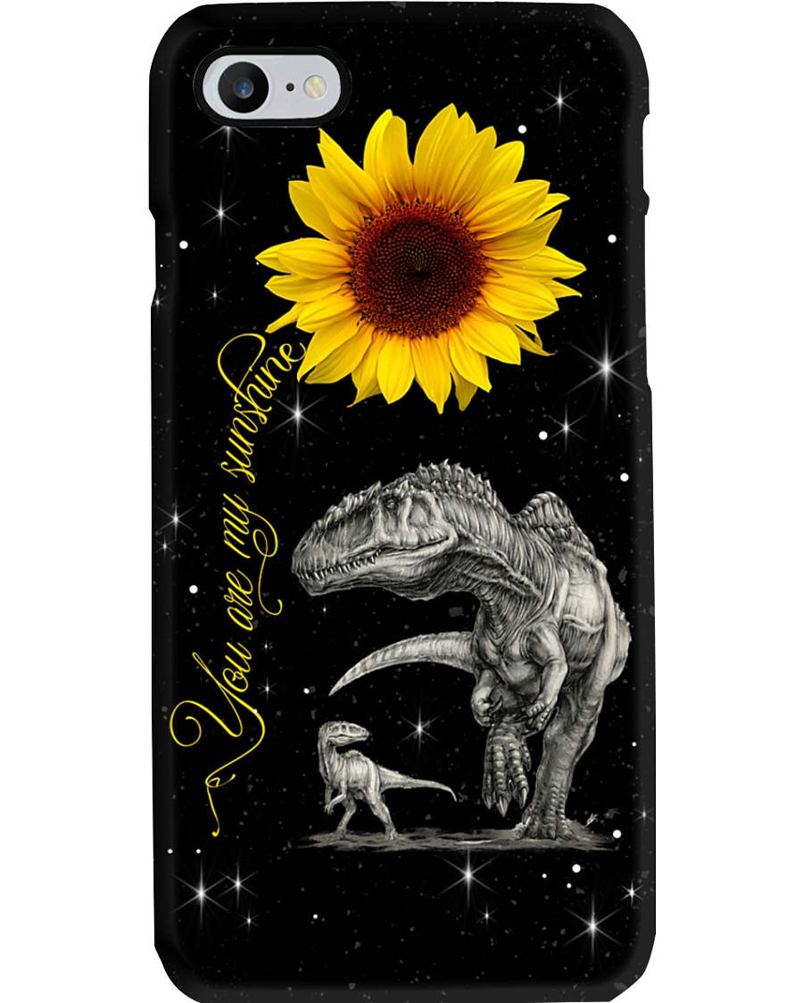 SUNFLOWER - DINOS - SUNSHINE Phone Case
