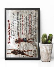 TO MY BESTIE - GIRLS - THANK YOU 16x24 Poster lifestyle-poster-8