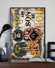 God - Afro - King And Queen - Poster 16x24 Poster lifestyle-poster-2