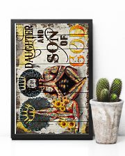 God - Afro - King And Queen - Poster 16x24 Poster lifestyle-poster-8