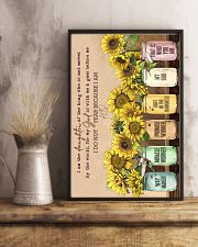 POSTER - GOD - SUNFLOWER 16x24 Poster lifestyle-poster-3