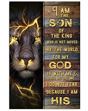 God - Son Of The King - Poster  16x24 Poster front