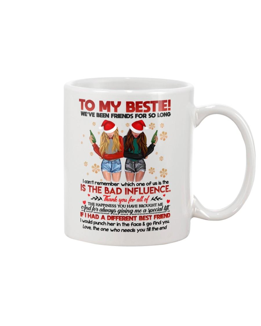 TO MY BEST FRIEND Mug