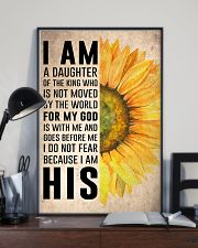 I Am A Daughter Of The King 16x24 Poster lifestyle-poster-2
