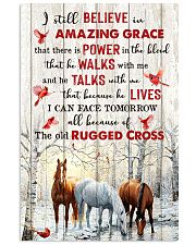 POSTER - GOD - HORSE 16x24 Poster front