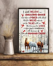 POSTER - GOD - HORSE 16x24 Poster lifestyle-poster-3