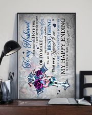 To My Husband - Poster 16x24 Poster lifestyle-poster-2