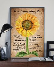 To Our Precious Goddaughter 16x24 Poster lifestyle-poster-2