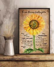 To Our Precious Goddaughter 16x24 Poster lifestyle-poster-3