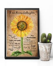 To Our Precious Goddaughter 16x24 Poster lifestyle-poster-8