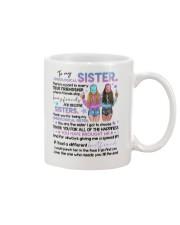 TO MY SOUL SISTER Mug front