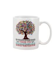 AUTISM AWARENESS Mug front