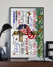 God - Bless - Poster 16x24 Poster lifestyle-poster-2