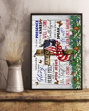God - Bless - Poster 16x24 Poster lifestyle-poster-3