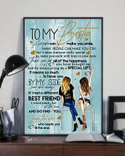 TO MY BESTIE 16x24 Poster lifestyle-poster-2