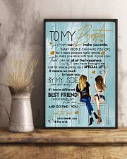 TO MY BESTIE 16x24 Poster lifestyle-poster-3