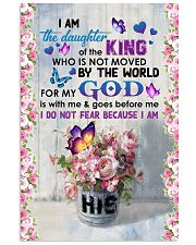God - Daughter Of The King - Canvas 11x17 Poster thumbnail