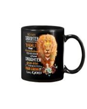 God - Lion - Remember - Mug Mug front