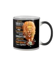 God - Lion - Remember - Mug Color Changing Mug thumbnail