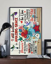 POSTER - GOD - HUMMINGBIRD 16x24 Poster lifestyle-poster-2