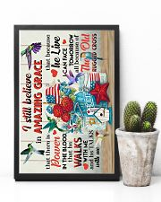 POSTER - GOD - HUMMINGBIRD 16x24 Poster lifestyle-poster-8