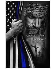 Jesus - Don't Be Afraid - Canvas 11x17 Poster thumbnail
