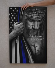 Jesus - Don't Be Afraid - Canvas 20x30 Gallery Wrapped Canvas Prints aos-canvas-pgw-20x30-lifestyle-front-29