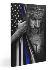 Jesus - Don't Be Afraid - Canvas 20x30 Gallery Wrapped Canvas Prints front