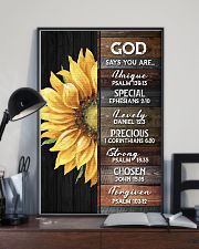 God - Sunflower - Poster 16x24 Poster lifestyle-poster-2