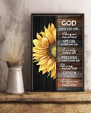 God - Sunflower - Poster 16x24 Poster lifestyle-poster-3