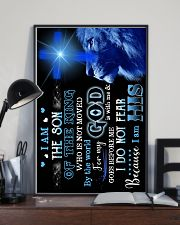 God - Lion - Son Of The King - Poster 16x24 Poster lifestyle-poster-2