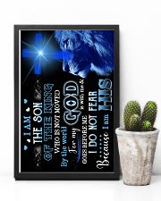 God - Lion - Son Of The King - Poster 16x24 Poster lifestyle-poster-8