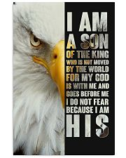 POSTER - GOD - EAGLE 16x24 Poster front